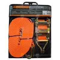 Въже за багаж с тресчотка PREMIUM HD / 8м x 50мм