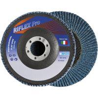 Ламелен диск от шкурка FERVI Begger / 125 mm /