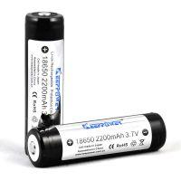 Батерия KeepPower KP 18650 2200 / Li-ion с вградена защита PCM