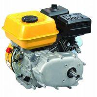 Двигател 4-тактов бензинов със съединител Lutian LT-168FCA / 163 куб.см, 5,5 к.с