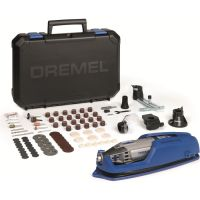 Права шлайфмашина комплект DREMEL 4200-4/75 EZ  / 175 W / 0,8 до 3,2 мм