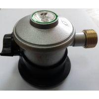 Редуцир вентил за високо налягане пропан-бутан с кран ВВН 2.0 IGT 0-2 бар с връзка на резба