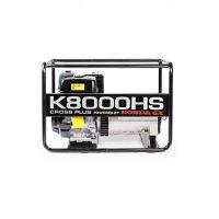 Генератор за ток Honda монофазен, синхронен, безчетков, 2-полюсен K4200HS / AVR, 4,2kVA