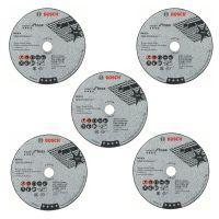 Дискове за ъглошлайф Bosch GWS 10,8-76 V-EC / 5 броя /