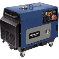 Дизелов генератор Einhell BT-PG 5000 DD / 5kW, 16 l