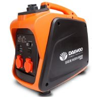 Инверторен генератор DAEWOO GIDA 2000 SI / 230V, 2000W, 4,1l