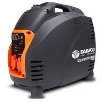 Инверторен генератор DAEWOO GIDA 3000 SI / 230V, 3000W, 5,7l, обезшумен /