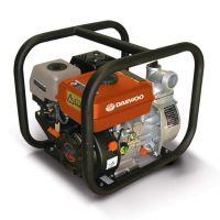 Бензинова водна помпа DAEWOO GAE 50 / 4-тактов, едноцилиндров 208CC, 7HP, 30m3/h /