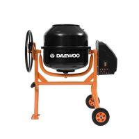 Бетонобъркачка DAEWOO DACM 200H / 800W, 200l