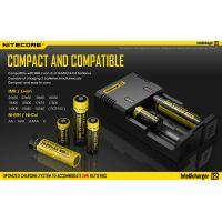Зарядно за батерии Nitecore New I2 /  100~240V 50/60Hz