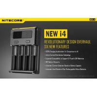 Зарядно за батерии Nitecore New I4 / 100~240V 50/60Hz, 0.375A ×4