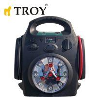 Автомобилна енергийна станция с компресор Troy 26010 / 400A, 100 psi