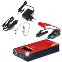 Автономно стартиращо зарядно устройство, външна батерия EINHELL CC-JS 8 (8000 mAh, старт 200 А)