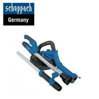 Шлайф-машина за стени и тавани Scheppach DS930 2в1  / триъгълна глава ; 26 бр. шкурки ;  710 W, 225 mm /