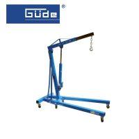 Сгъваем кран-жираф за двигатели GÜDE 24360 / 1000 кг. / 2 метра повдигане