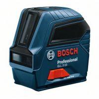 Самонивелиращ се 2 линеен лазерен нивелир Bosch GLL 2-10 / 10 m /