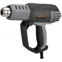 Пистолет за горещ въздух DAEWOO DAHG 2000BC / 2000W, 0-50C°;50-600C°