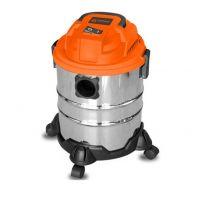 Прахосмукачка за сухо и мокро почистване DAEWOO DAVC 90-20L / 1200W, 25 л/сек