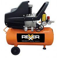 Маслен компресор за въздух Rexxer RH 13-502 8 bar, 24л., 1.5 к.с.