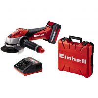 Ъглошлайф Einhell TE-AG 18 Li Kit 3 Ah Power X-Change / 115 mm /