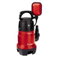 Потопяема помпа за мръсна вода  EINHELL GC-DP 7835 / дебит 15700 л/ч., напор 8 м /