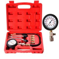 Комплект за тестване компресия на бензинови двигатели Negel Jack / 0-20 Bar/0-300 psi /