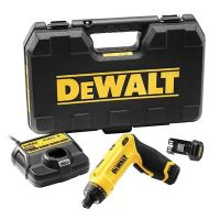 Акумулаторна отвертка с жироскопично действие DeWALT DCF680G2 7,2 V, 4 Nm