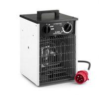 Елрктрически трифазен калорифер TROTEC TDS 30, 2.5-5.5 kW, 400 V