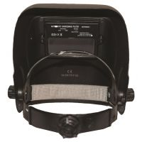 Заваръчен фотосоларен шлем Raider RD-WH01 / DIN 4 ,  DIN8/10/12 /