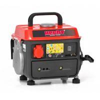 Монофазен бензинов генератор HECHT GG 950 DC / 720 W /
