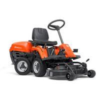 Тракторна косачка Husqvarna R 112C / 6,4 kW , 85 см /