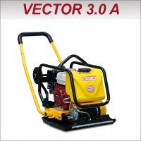 VECTOR 3.0 А - Висок капацитетна виброплоча за асфалт компактор