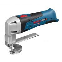 Акумулаторна ножица за ламарина Bosch GSC 12V-13 SOLO ProMix 12V / без батерия и зарядно/