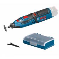 Акумулаторен ротационен мултифункционален инструмент BOSCH GRO 12V-35 SOLO ProMix 12V / без батерия и зарядно/