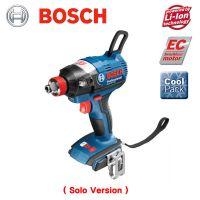 Акумулаторен ударен гайковерт Bosch GDX 18 V-EC Solo /без батерия и зарядно устройство/