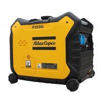 Бензинов генератор Atlas Copco Elverk P 3500i / AC170FD , 3,3 kW /