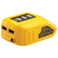 Адаптор за USB батерия DeWALT DCB090  / 10,8-18V /