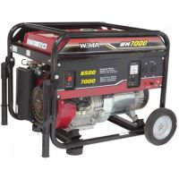Бензинов трифазен генератор за ток Weima WM 7000E3 / 4-тактов, 6 kW, AVR, 25 литра