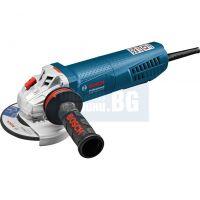 Ъглошлайф Bosch GWS 15-125 CIPX Professional /1500W, 11500 min-1, 125mm./