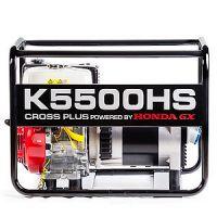 Генератор за ток Cross plus K5500HS /двигател Honda GX270, 5.5 kVA /