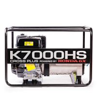 Генератор за ток Cross plus K7000HS /двигател Honda GX390 , 5,6 kW  /