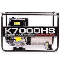 Генератор за ток Cross plus двигател Honda K7000HS /  Honda GX390 , 5,6 kW  /