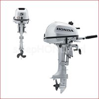 Извънбордови двигател четиритактов HONDA BF5  /къс ботуш/