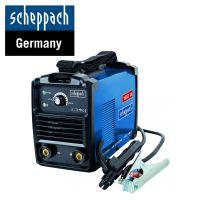 Инверторен електрожен Scheppach WSE900 / 230 V , 1.6 до 4.0 мм /