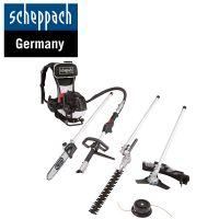 Моторен тример Scheppach MFH5300-4BP 4 в 1 / 1,3 kW /