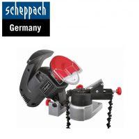 Машина за заточване на вериги KS1200 / Scheppach 5903602901 /
