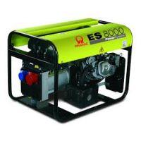 Бензинов монофазен генератор Pramac ES 8000, 6.4 KW, двигател Honda