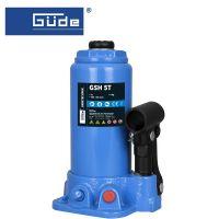Хидравличен крик тип бутилка GÜDE GSH 5T / 5 т , 185-365 мм /