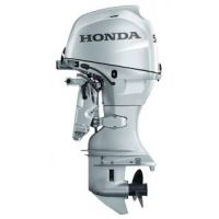Извънбордови двигател четиритактов HONDA BF50  /дълъг ботуш, 17А алтернатор/