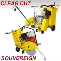 Фугорез количка Paclite  CLEAR CUT 450D